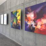 Pierwsza wystawa w nowoczesnym wnętrzu. Liceum Plastyczne prezentuje prace swoich absolwentów