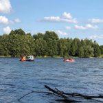 Tragiczny finał poszukiwań na jeziorze Jorzec. Płetwonurkowie znaleźli ciało 40-letniego turysty