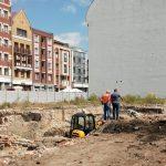 Zakończyły się tegoroczne prace archeologiczne na Starówce w Elblągu. W historycznej dzielnicy miasta powstaną nowe budynki