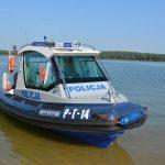 Policjanci gotowi do sezonu wodnego. Mają do dyspozycji 32 łodzie motorowe
