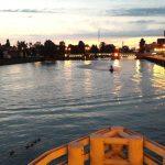 Wandale zniszczyli część lamp tworzących iluminację mostów zwodzonych w Elblągu. Mosty są jedną z atrakcji Starego Miasta
