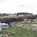 Tajemnicze pożary w Sętalu. Podpalacz zaciera ślady po kradzieżach?