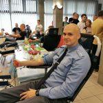 Zorganizowali akcję poboru krwi, żeby pomóc trzyletniej Lence walczącej z białaczką