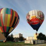 Kolorowe balony pojawiły się nad Pasłękiem. W zawodach rywalizuje piętnaście załóg [VIDEO + ZDJĘCIA]