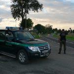 Rosjanin próbował przekupić strażników granicznych. Wiózł papierosy bez akcyzy