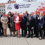 Ruszyła wyborcza machina. Prawo i Sprawiedliwość przedstawiło w Elblągu kandydatów do Sejmu i Senatu