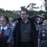 W Rybakach ponad 6 tysięcy skautów świętuje 30-lecie ZHR. Premier Morawiecki: To od waszej postawy zależy przyszłość Polski