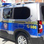 Nowy radiowóz elbląskiej straży miejskiej. Pomoże w transporcie osób nietrzeźwych i bezdomnych