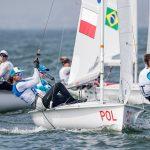 W Japonii zakończyły się przedolimpijskie regaty żeglarskie. Sprawdź, jak sobie poradziły zawodniczki z Warmii  Mazur