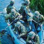 Terytorialsi przygotowują się na wypadek powodzi