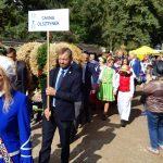 """Wojewódzkie dożynki w skansenie w Olsztynku. """"To jest święto rolników i podziękowanie za ich całoroczną pracę"""""""