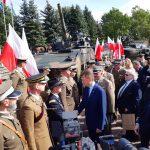 Do Olsztyna wraca dowództwo 16. Pomorskiej Dywizji Zmechanizowanej. Zmiany ogłosił szef MON Mariusz Błaszczak
