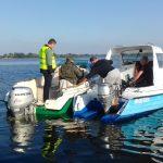 Straż Rybacka i Wody Polskie będą wspólnie patrolować jeziora. W Giżycku podpisano porozumienie o współpracy