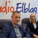Znaczenie przekopu Mierzei Wiślanej dla portu w Elblągu i raport końcowy Komisji śledczej ds. VAT. Posłuchaj audycji Jeden na Jednego