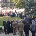 Władze i mieszkańcy Olsztyna oddali hołd poległym podczas II Wojny Światowej