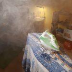 Terroryzował sąsiadów i podpalił mieszkania