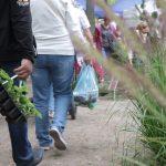 Rolnicy, hodowcy, działkowcy i politycy. Tłumy odwiedzają jesienne targi w Olsztynie