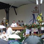 Setki pielgrzymów w Gietrzwałdzie. Zakończyły się uroczystości 142. rocznicy objawień Najświętszej Maryi Panny