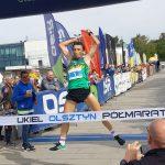 Znamy zwycięzcę 4. edycji Ukiel Olsztyn Półmaratonu [ZDJĘCIA]