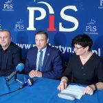 Działacze PiS: prezydent Olsztyna bierze udział w kampanii wyborczej. Piotr Grzymowicz: zawsze wypowiadam się w interesie miasta