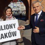 Andrzej Maciejewski rozlicza swoją poselską kadencję. Kandydat na senatora czeka na wyrok TSUE ws. frankowiczów