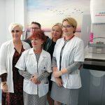 Cyfrowy mammograf trafił do elbląskiego szpitala. To jedno z najnowocześniejszych urządzeń w Polsce