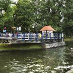 Awaria mostu obrotowego na kanale Łuczańskim w Giżycku. Kierowcy mogą się spodziewać dużych utrudnień w ruchu