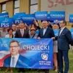 Wojewoda warmińsko-mazurski rozpoczął kampanię wyborczą
