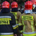 Przez ponad 13 lat był komendantem olsztyńskich strażaków. Starszy brygadier Andrzej Górzyński pożegnał się ze służbą