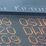 Zmiany w komunikacji miejskiej w Olsztynie. Sprawdź rozkład jazdy