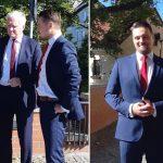 Jarosław Gowin: Michał Wypij to głos energicznego Olsztyna. Ma pomysł, jak rozwijać stolicę Warmii i Mazur