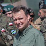 Mariusz Błaszczak: Wojsko musi być obecne na Warmii i Mazurach