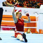 Elblążanka Sandra Kruk zdobyła brązowy medal bokserskich mistrzostw Europy!