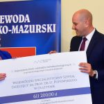 Na Warmii i Mazurach szpitale dostaną 9 nowych ambulansów