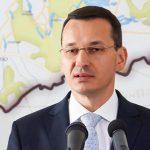 Premier Mateusz Morawiecki: Przekop Mierzei Wiślanej to jedna z najważniejszych inwestycji dla Elbląga i całego województwa