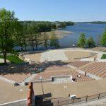 Mieszkańcy Olecka wybierają nazwę miejskiego amfiteatru