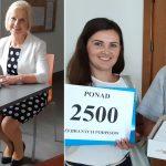 Kandydują do Senatu w okręgu olsztyńskim. Lidia Staroń i Andrzej Maciejewski zarejestrowali swoje listy poparcia