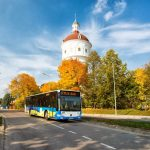Upominek za przejazd autobusem. Ełk włącza się w obchody Europejskiego Tygodnia Zrównoważonego Transportu