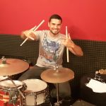 Artur Siwek – perkusja – serce zespołu