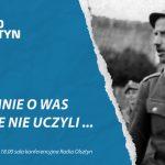 Wspólnie uczcijmy pamięć żołnierzy podziemia niepodległościowego