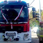 Pieniądze dla szpitali i nowy samochód dla straży pożarnej. Ełckie i oleckie placówki wzbogaciły się sprzęt ratujący życie