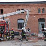 Nieszczęśliwy wypadek, czy celowe działanie? Śledztwo pomoże ustalić przyczyny pożaru w budynku olsztyńskiego Banku Żywności