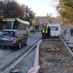 Ulica Jagiellońska zostanie tymczasowo otwarta. Autobusy MPK mają problem