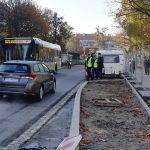 Zmieniono projekt przebudowy ulicy Jagiellońskiej w Olsztynie. Jezdnia zostanie nieznacznie poszerzona