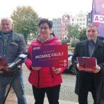 Monika Falej: Chcemy odbudować transport publiczny