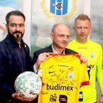 """Budimex przedłużył współpracę ze Stomilem Olsztyn. """"Liczymy na to, że klub będzie odnosił sukcesy i awansuje do ekstraklasy"""""""