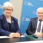 B. Orzechowska: wyniki sondażu CBOS to rezultat ciężkiej pracy rządu. S. Gorczyca: uwagę zwraca świetny wynik posłanki Kidawy-Błońskiej