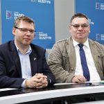 A. Chojecki: Brakuje słów odnosząc się do ostatnich wypowiedzi Lecha Wałęsy. H. Falkowski: Były prezydent powinien ważyć słowa