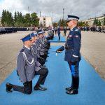 Inauguracja roku akademickiego na WSPol w Szczytnie. Naukę rozpoczęło ponad 870 nowych studentów