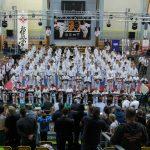 Kilkuset zawodników karate na turnieju w Ostródzie. Podsumowanie Międzynarodowego Turnieju IKO POLISH OPEN